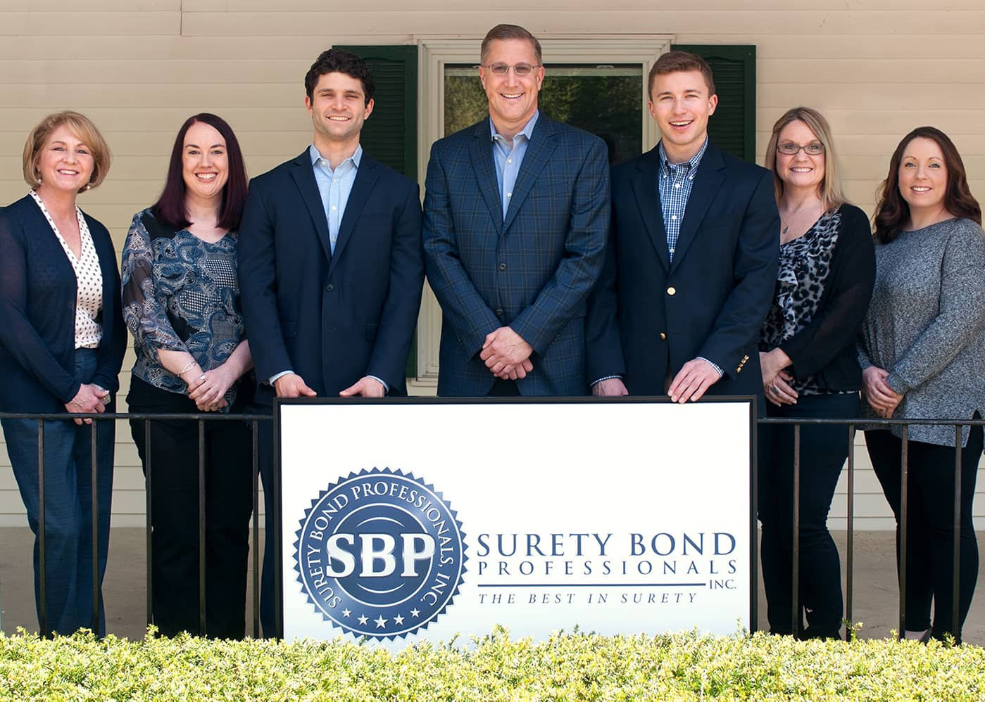 The Surety Bond Professionals Team